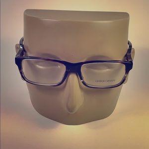 New Men's Giorgio Armani Eyeglasses
